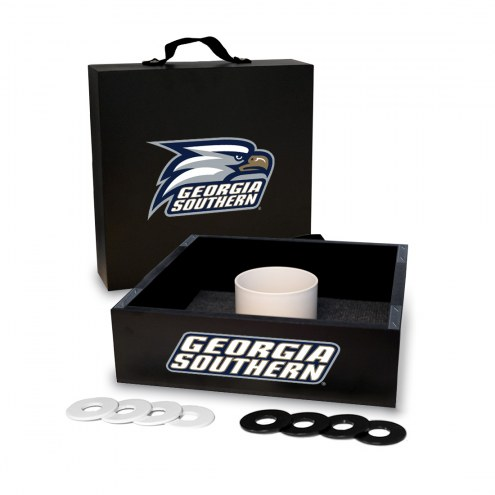 Georgia Southern Eagles Washer Toss Game Set