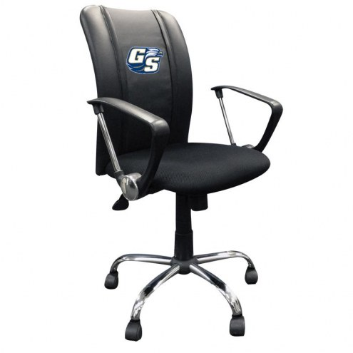 Georgia Southern Eagles XZipit Curve Desk Chair with GS Logo