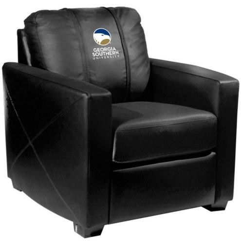 Georgia Southern Eagles XZipit Silver Club Chair