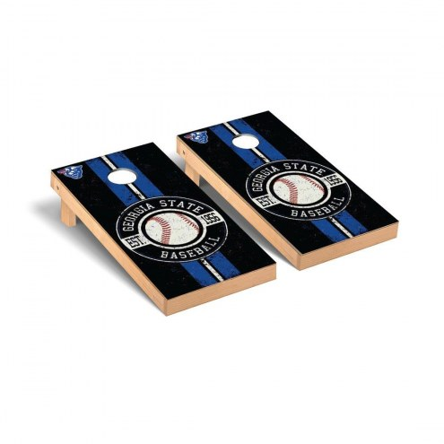 Georgia State Panthers Baseball Vintage Cornhole Game Set