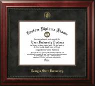 Georgia State Panthers Executive Diploma Frame
