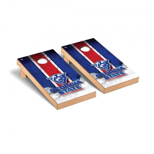 Georgia State Panthers Mini Cornhole Set