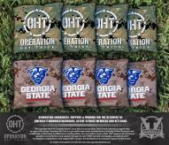 Georgia State Panthers Operation Hat Trick Cornhole Bag Set