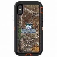 Georgia State Panthers OtterBox iPhone X Defender Realtree Camo Case