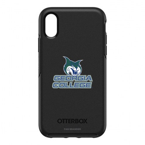 Georgia State Panthers OtterBox iPhone XR Symmetry Black Case
