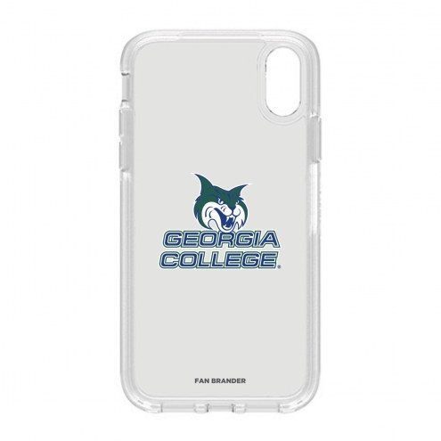 Georgia State Panthers OtterBox iPhone XR Symmetry Clear Case