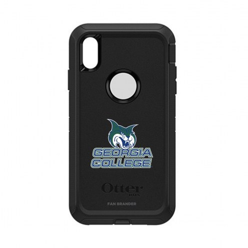 Georgia State Panthers OtterBox iPhone XS Max Defender Black Case