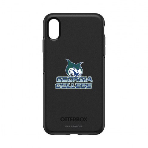 Georgia State Panthers OtterBox iPhone XS Max Symmetry Black Case