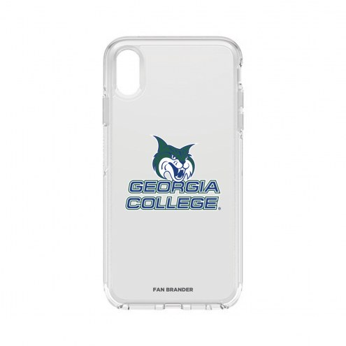 Georgia State Panthers OtterBox iPhone XS Max Symmetry Clear Case