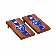 Georgia State Panthers Rosewood Stained Cornhole Game Set