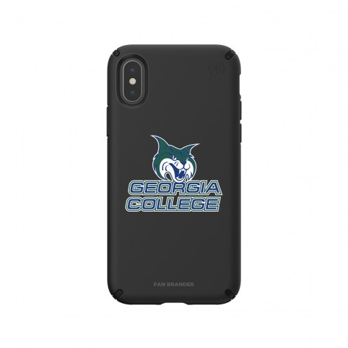 Georgia State Panthers Speck iPhone X/Xs Presidio Pro Black Case