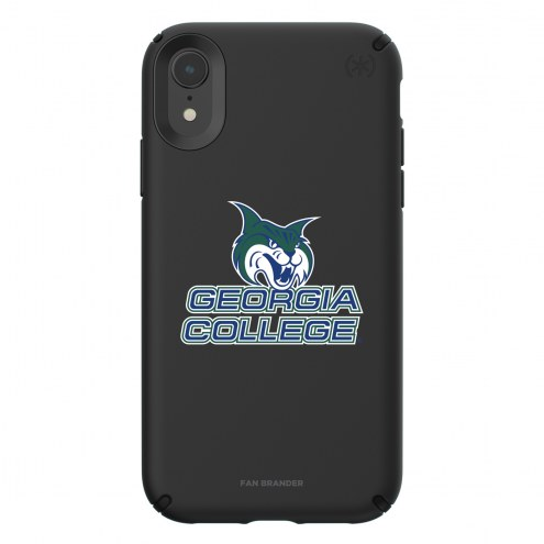 Georgia State Panthers Speck iPhone XR Presidio Pro Black Case