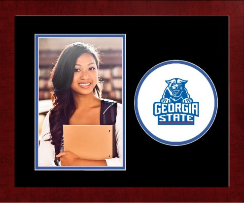 Georgia State Panthers Spirit Vertical Photo Frame