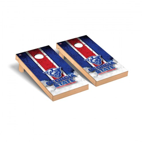 Georgia State Panthers Vintage Cornhole Game Set