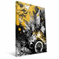 "Georgia Tech Yellow Jackets 16"" x 24"" Spirit Canvas Print"