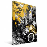 "Georgia Tech Yellow Jackets 16"" x 24"" Spirit Canvas Print"