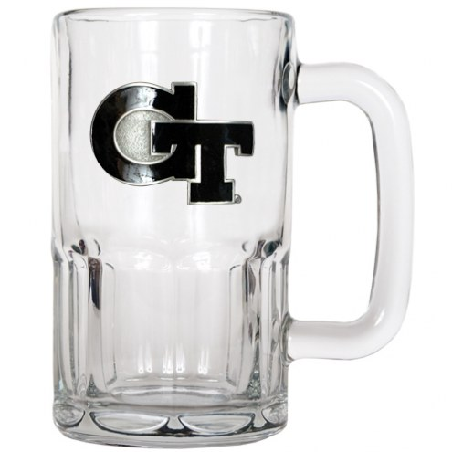 Georgia Tech Yellow Jackets 20 oz. Root Beer Style Mug
