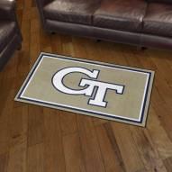 Georgia Tech Yellow Jackets 3' x 5' Area Rug