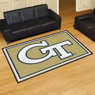 Georgia Tech Yellow Jackets 5' x 8' Area Rug
