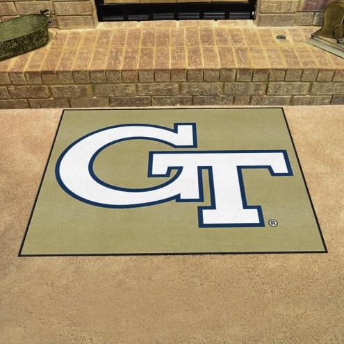 Georgia Tech Yellow Jackets All-Star Mat