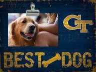 Georgia Tech Yellow Jackets Best Dog Clip Frame