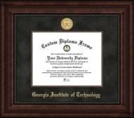 Georgia Tech Yellow Jackets Executive Diploma Frame