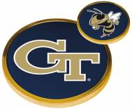 Georgia Tech Yellow Jackets Flip Coin