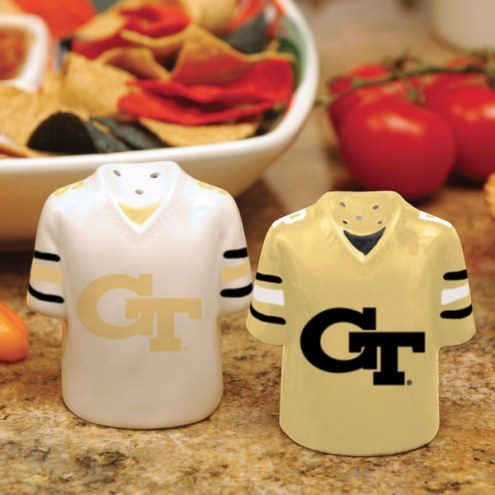 Georgia Tech Yellow Jackets Gameday Salt and Pepper Shakers