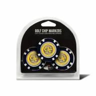 Georgia Tech Yellow Jackets Golf Chip Ball Markers