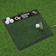 Georgia Tech Yellow Jackets Golf Hitting Mat