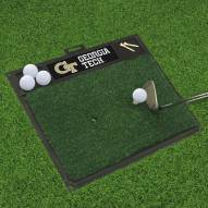 Georgia Tech Yellow Jackets Golf Hitting Mat
