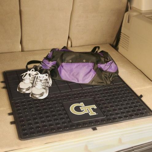 Georgia Tech Yellow Jackets Heavy Duty Vinyl Cargo Mat