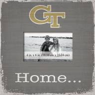 Georgia Tech Yellow Jackets Home Picture Frame
