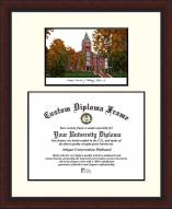 Georgia Tech Yellow Jackets Legacy Scholar Diploma Frame