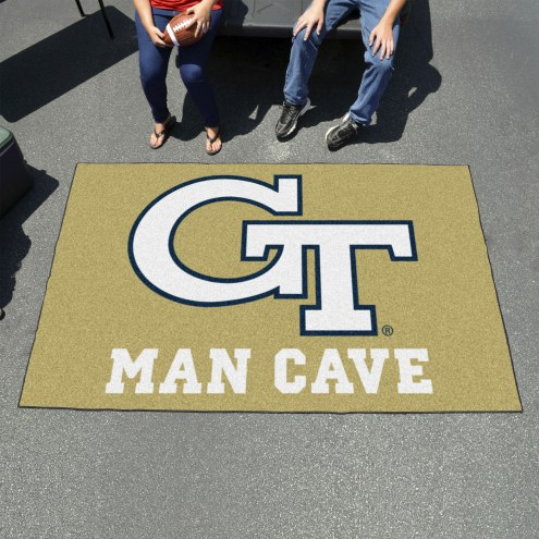 Georgia Tech Yellow Jackets Man Cave Ulti-Mat Rug