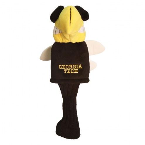 Georgia Tech Yellow Jackets Mascot Golf Headcover