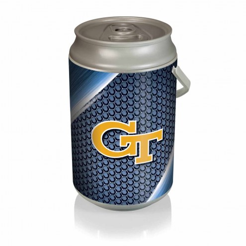 Georgia Tech Yellow Jackets Mega Can Cooler