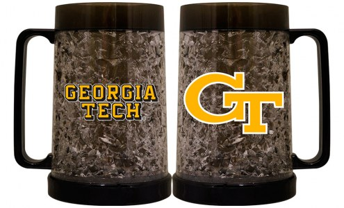 Georgia Tech Yellow Jackets Acrylic Freezer Mug