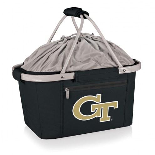 Georgia Tech Yellow Jackets Metro Picnic Basket