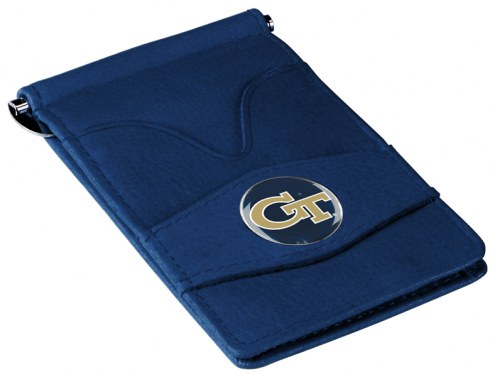 Georgia Tech Yellow Jackets Navy Player's Wallet