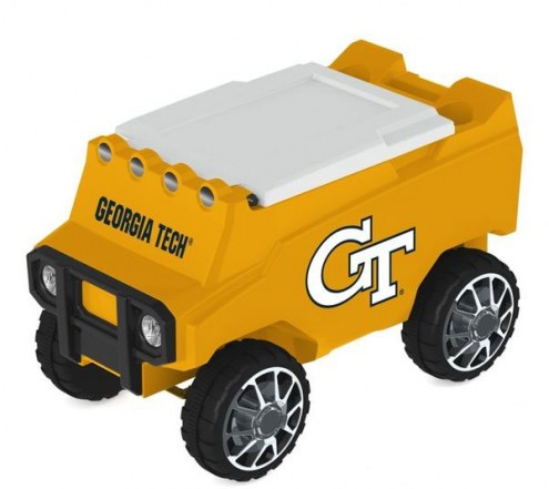 Georgia Tech Yellow Jackets Remote Control Rover Cooler