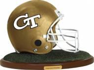 Georgia Tech Yellow Jackets Collectible Football Helmet Figurine