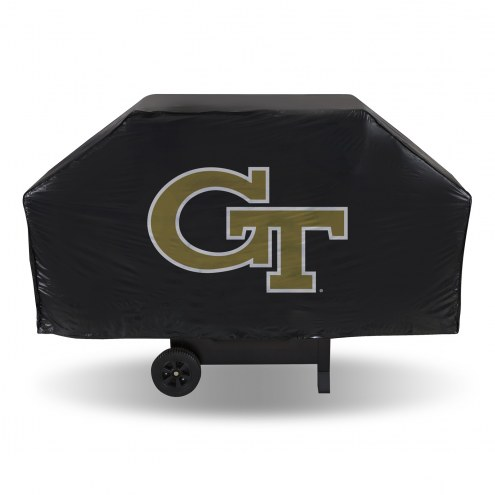 Georgia Tech Yellow Jackets Rico Vinyl Grill Cover