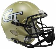 Georgia Tech Yellow Jackets Riddell Speed Collectible Football Helmet