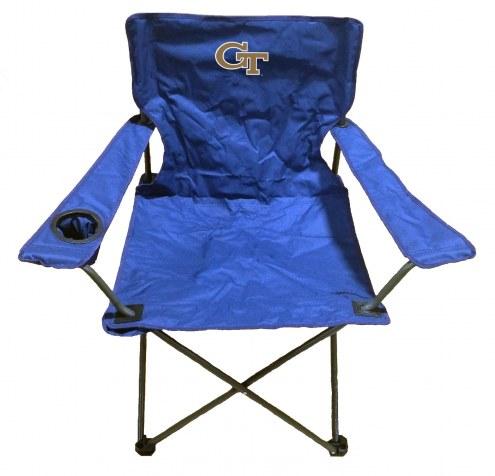 Georgia Tech Yellow Jackets Rivalry Folding Chair