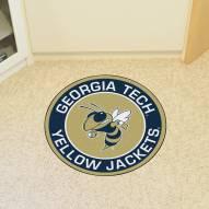 Georgia Tech Yellow Jackets Roundel Mat