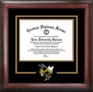 Georgia Tech Yellow Jackets Spirit Diploma Frame