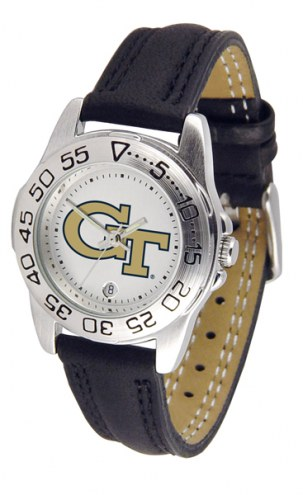 Georgia Tech Yellow Jackets Sport Women's Watch