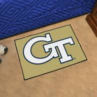 Georgia Tech Yellow Jackets Starter Rug