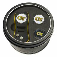 Georgia Tech Yellow Jackets Switchfix Golf Divot Tool & Ball Markers